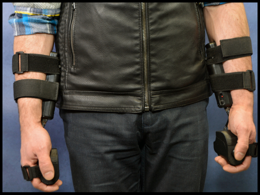 L2Orkmote Wearable Controller